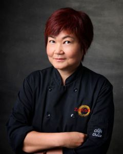 Former ZenKitchen chef Caroline Ishii returns to help with the re-launch.