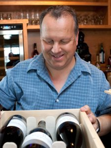 Dave Loan will continue as ZenKitchen's manager and purveyor of wine.