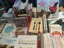 Librairie Zone Libre's spread