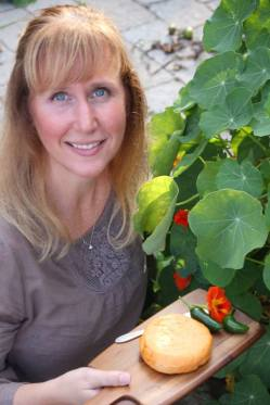 Lynda Turner, owner and founder of Zengarry Cashew Cheeses.