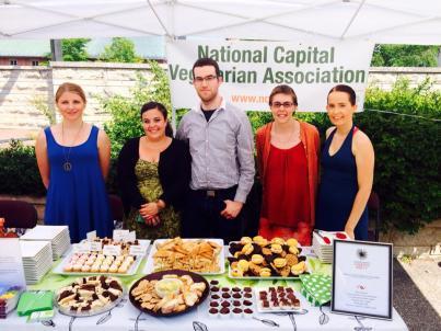 Ottawa Humane Society Summer Harvest Garden Party - July 2014